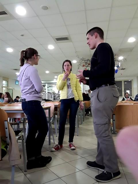 28. srečanje mladih raziskovalcev srednjih in osnovnih šol Gorenjske