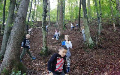 Gozdoljub v 2. b razredu