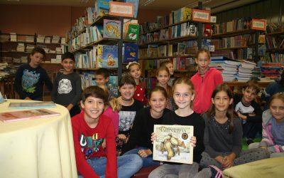 Oktober – mednarodni mesec šolskih knjižnic