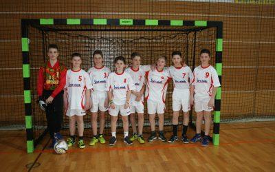 Nogomet – medobčinsko tekmovanje za mlajše dečke