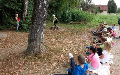 Gozdoljub 1. a – september